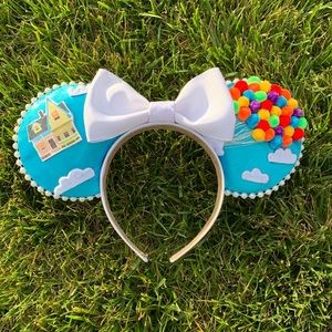 Other - UP by Disney Custom Minnie Ears